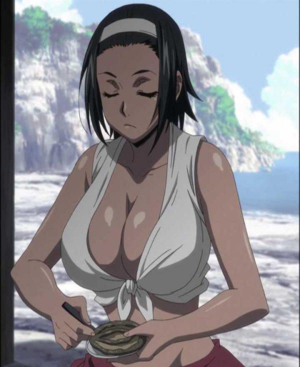 魔乳秘剣帖, おっぱい 魔乳秘剣帖という良いおっぱい見放題なアニメ。