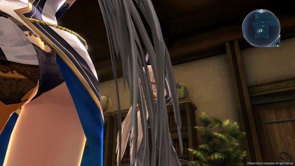 英雄伝説 閃の軌跡IV, パンツ 気づいたんだけど、閃の軌跡IVってパンツ見るゲームじゃね?