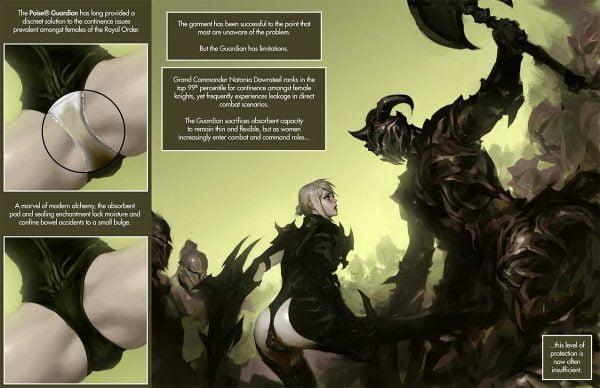 ダンジョン, うんこ, RPG 【閲覧注意】女の子がRPGとかダンジョン中にうんこしたくなったらどうするの?