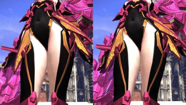 むちむち, TERA, PS4 PS4版TERAでむちむちエロ美少女作る気の人おるでしょ【画像】