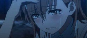 泣き顔、泣いている女の子に興奮してしまう人いる?