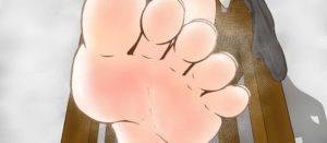かわいい艦娘の臭い足、そのギャップなんかエロいよね【画像大量】
