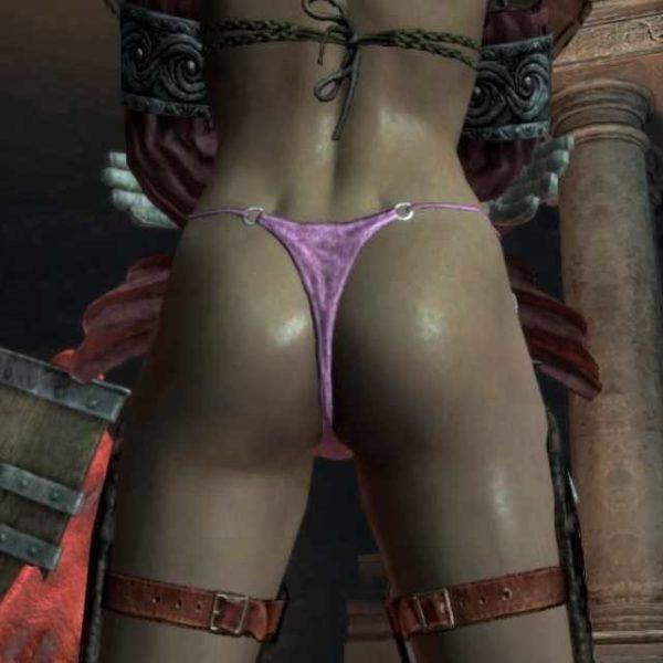 お尻, 3Dポリゴン 3Dポリゴンのゲームお尻って思わず見てしまうよね【画像多め】