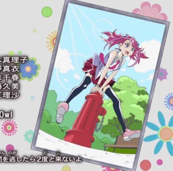 遊戯王ARC-V, 柊柚子 なんかえっちなヒロイン、柊柚子ちゃん【遊戯王ARC-V】