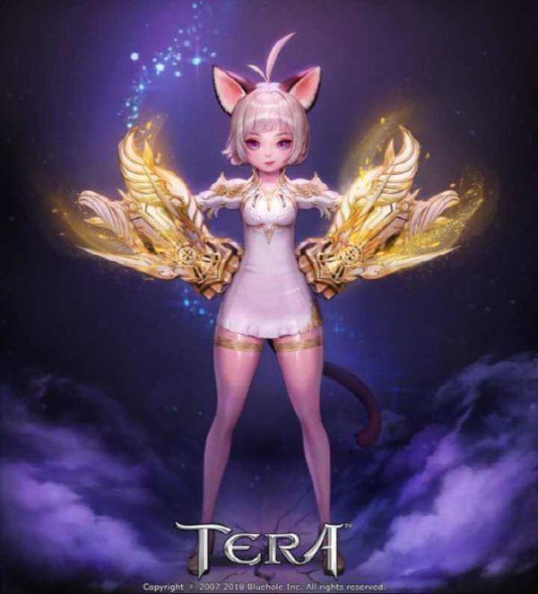 むちむち, TERA PS4版TERAサービス開始されたけど、むちむち女の子作って楽しんでるんでしょ?