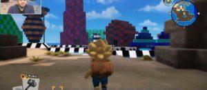 他人の島, ドラクエビルダーズ2, DQB2 DQB2ドラクエビルダーズ2、PS4スイッチ間で他人の島に遊びに行ける。