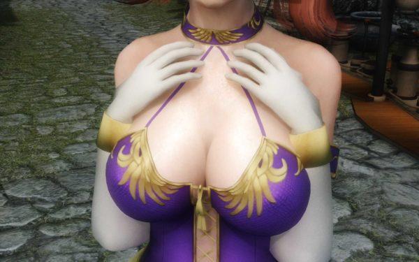 ゼシカ, ぱふぱふ, おっぱい, DQVIII ゼシカがぱふぱふしてくれるって言ったらもちろん!【DQ8】