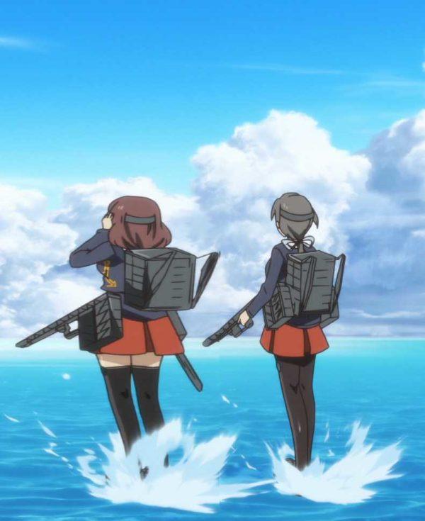 艦隊これくしょん, 太もも, 千代田 千代田のぶっとい太ももに顔埋めたいよね?【艦隊これくしょん】