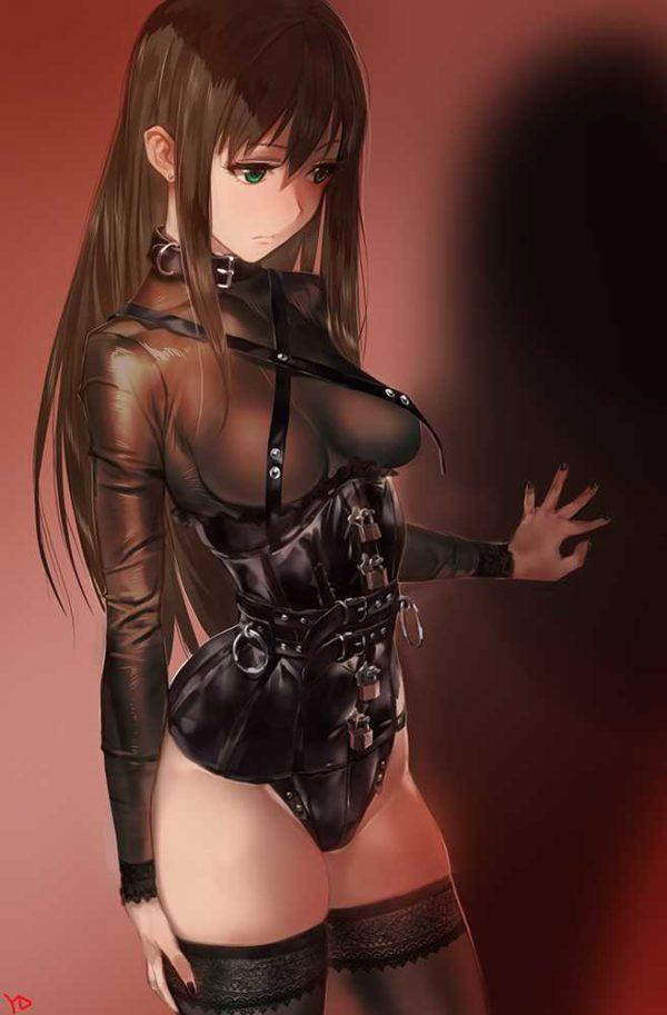 拘束, 変態 変態的な拘束用コスチューム着せられてしまってる女の子エロい【画像】