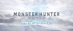 超大型拡張版G級相当のボリューム「モンハンワールド:アイスボーン」が2019年秋に発売決定【MHWI】