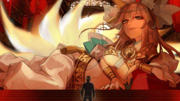 抱きしめたくなる, キャス狐, かわいい, Fate キャス狐は抱きしめたくなるエロかわいい子【画像Fate】