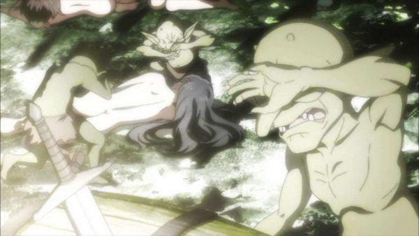 女武闘家, レイプ, ゴブリンスレイヤー 武闘家ちゃんのレイプシーンって円盤だとどうなってるの?【ゴブリンスレイヤー】