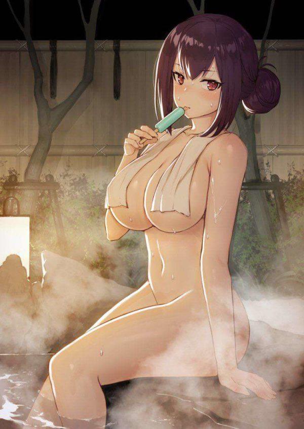色っぽさ, 温泉, いい匂い お風呂入ってる女の子の色っぽさといい匂いは人を狂わせる【画像】