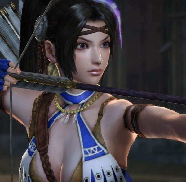 稲姫, 戦国無双, 体つき, えっち 稲姫さんの女の子としてのえっちな体つき最高ですね【戦国無双】