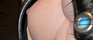 レイカのフィギュア生々しい質感に乳首も見えるらしいな!【GANTZ:O】