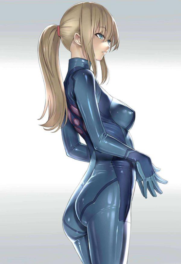 任天堂, サムス, ぴっちりスーツ 任天堂のエロぴっちりスーツの代表といえばサムスアラン【画像】
