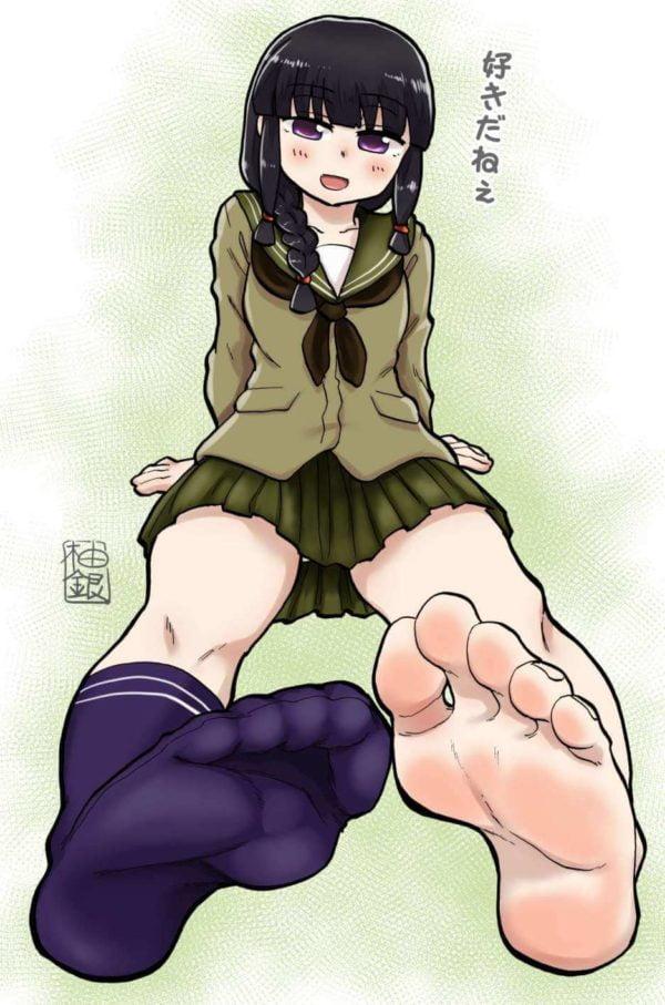 足, 臭い, 美少女, くさそう 美少女でも足が臭い、くさそうって事実なんかエロくない?