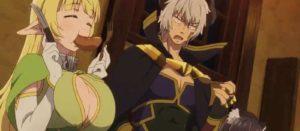 シェラちゃん典型的なエロい金髪爆乳エルフ娘いいね【異世界魔王と召喚少女の奴隷魔術】