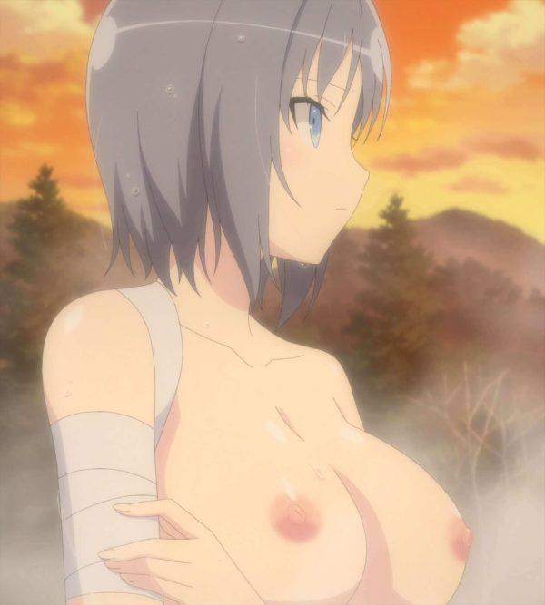 雪泉, おっぱい 雪泉さんの冷たそうで柔らかいエロおっぱいたまらん【画像閃乱カグラ】