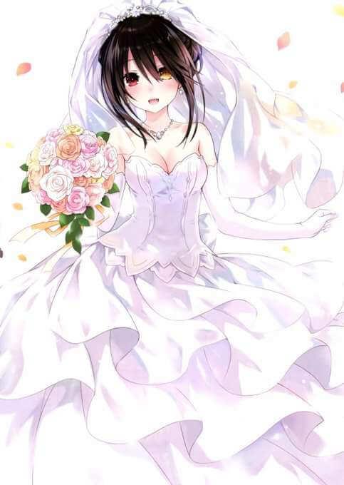 彼女, ウェディングドレス えっちなウェディングドレス着てる彼女なんて絶対見ることできないんだろうな…ってあきらめてる人。