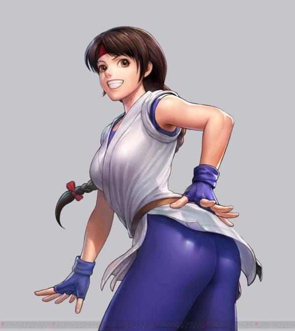 女キャラ, THE KING OF FIGHTERS, SNK SNK出身の女キャラはエロくて魅力的な子がとっても多い【KOF】