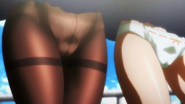 太もも, ランガード, ストッキング ストッキングのランガード部分と包まれてる太ももエロいよね【画像】