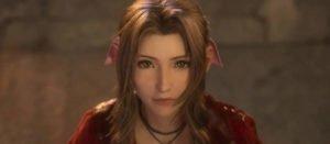 エアリスかなり美人なモデリングに仕上がってると思わない?【FF7リメイク】