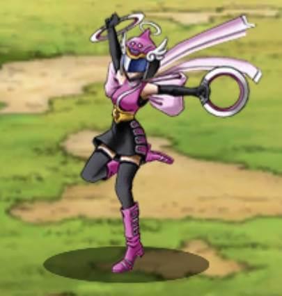 ドラクエ, スラ忍ピンク, スラ忍, えっち スラ忍ピンクってなんかえっちじゃない?【ドラクエ】