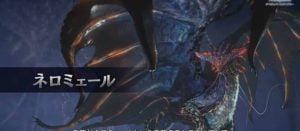 新モンスター「ネロミェール」も登場するPV第4弾、ブラキディオスも参戦【MHWアイスボーン】