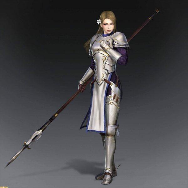 無双OROCHI3 Ultimate, 女性キャラ, ジャンヌ・ダルク, ガイア 「無双OROCHI3 Ultimate」追加女性キャラ二人!ガイアとジャンヌ・ダルクのデザインが公開へ