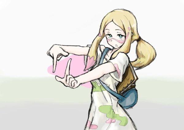 ポケモン, かわいい ポケモンってエロくてかわいいキャラ量産してくれるから感謝しないと。