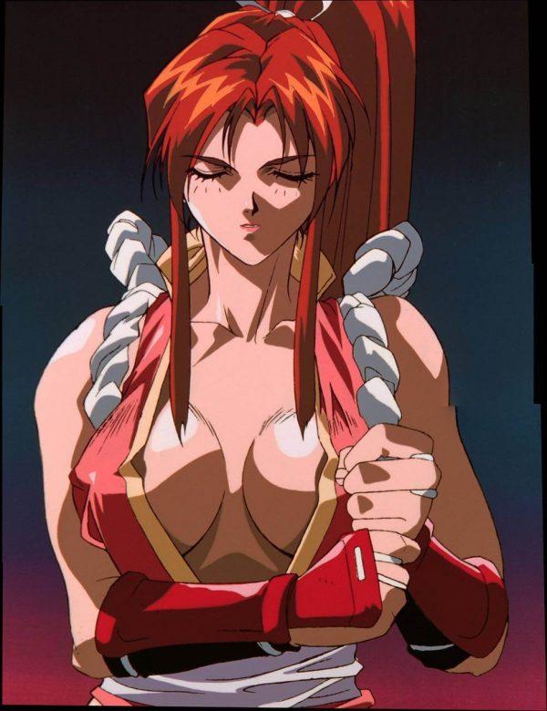 不知火舞, スマブラ, THE KING OF FIGHTERS 不知火舞は良い子向けのゲームだから出せない。つまりエロいからダメ【スマブラ】