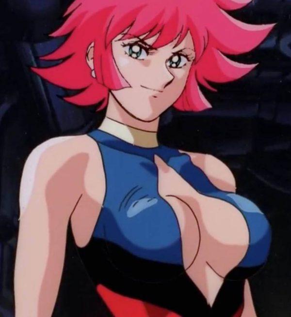 キューティーハニー キューティーハニーという、素晴らしきエロスが詰まったアニメ。
