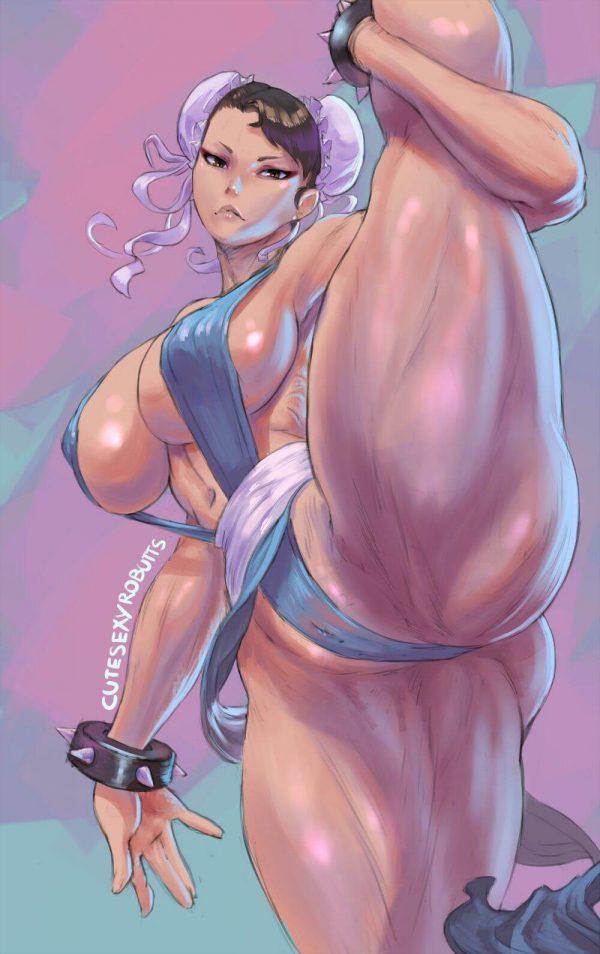 美女, 筋肉 美女で立派な筋肉までついてるなんてとってもお得!