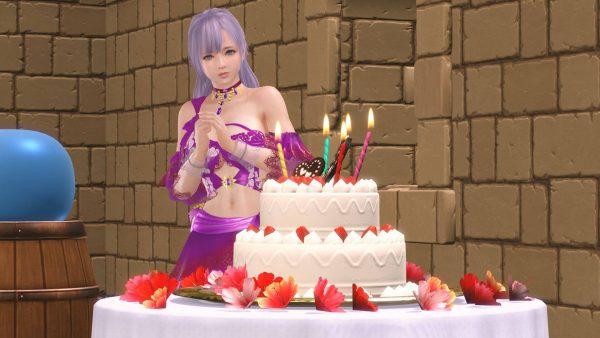 誕生日, フィオナ, ジュエル・アメジスト, ジュエルコーデ, DOAXVV 【DOAXVV】フィオナ誕生日でジュエルコーデは「ジュエル・アメジスト」登場。うむエロい