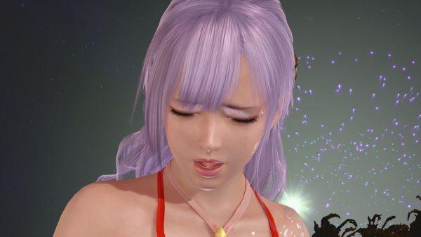 フィオナ, むちむち, DOAXVV フィオナちゃんにはやっぱり紫色が似合う!むちむちでよろしい【DOAXVV】