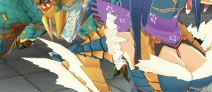 「モンハンライダーズ」乳揺れするし、本編このアニメグラな女ハンターでやってみたい人いない?