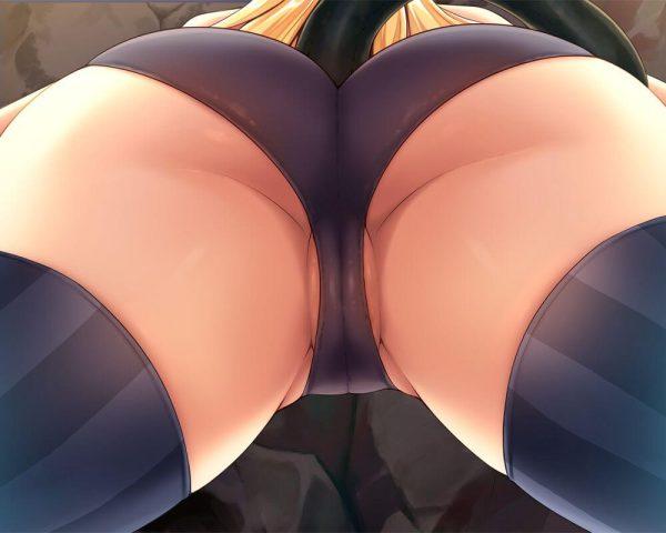 お尻 お尻というフェチ詰まった場所がもっとエロく見える方法はいろいろあると思う。