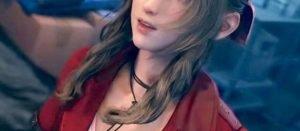 【FF7R】なぁ、エアリスが物凄くかわいいんだが。