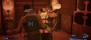 【FF7R】拘束攻撃受けるティファが完全にクリムゾンで見たやつ!