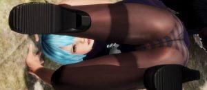 パンツ, NiCO, DOA6 次回作でもNiCOちゃんが見られることを願って、パンツ眺める。【DOA6画像】