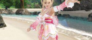 水着, 桃宴桜舞, DOAXVV 【DOAXVV】桃宴桜舞水着が5/18より登場!なつかしコーデガチャ日替わりも。