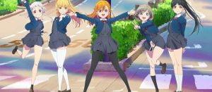 澁谷かのん, 新アニメ, 太い, ラブライブ! 一部太い。新アニメ時期「ラブライブ!」澁谷かのんはじめ、5人のデザイン公開!