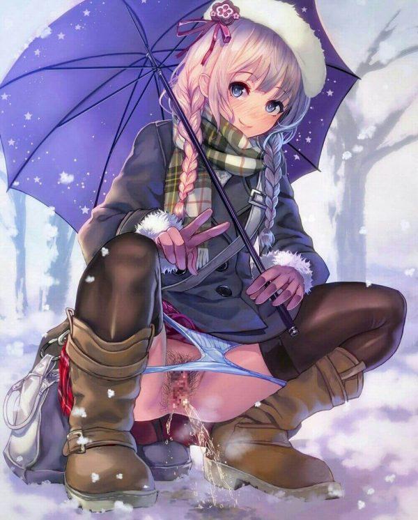 美少女, 天気, してもらう, おしっこ 美少女におしっこしてもらうのなら、どんな天気の日がいい?