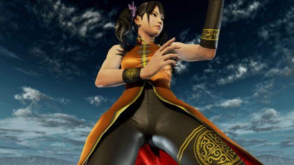 鉄拳, 女キャラ 鉄拳の女キャラはギリギリエロいエロくないくらいのところにいる。