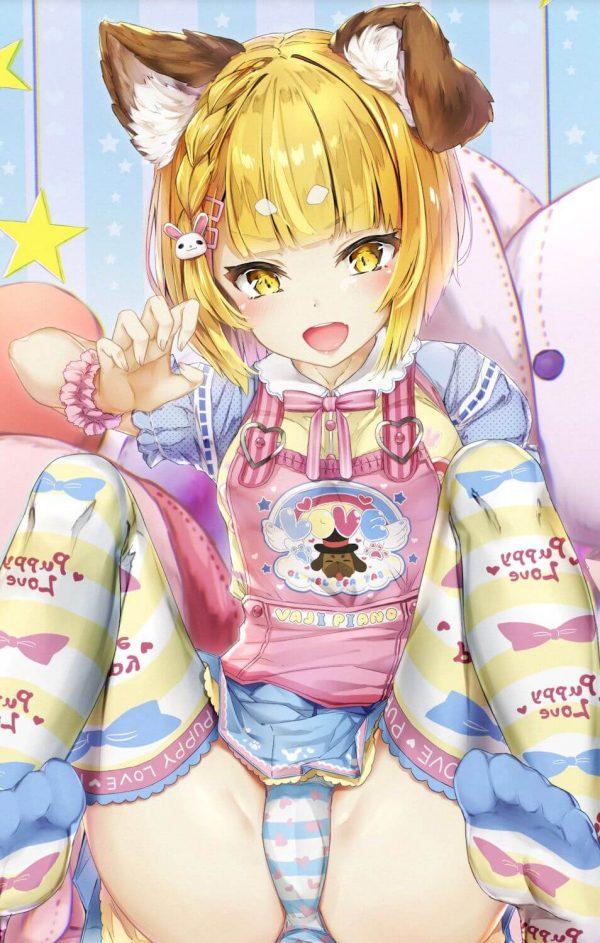 幼児服, 女の子, 似合わない, うわきつ, いい歳 うわきつ…いい歳の女の子に幼児服とか似合わない恰好させる。