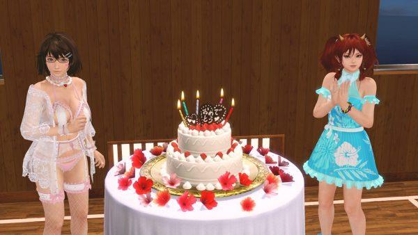 誕生日, 水着, ステラ・スコルピオン, つくし, DOAXVV 【DOAXVV】本日はつくしちゃんの誕生日!ステラ・スコルピオン水着が登場。