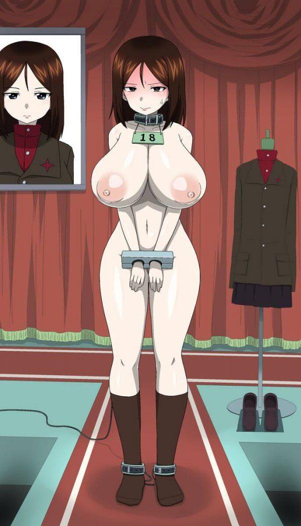 美少女, 奴隷 美少女が売られていたらそりゃ参加したいという気持ちある。