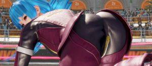 クーラ・ダイアモンド, クーラ, THE KING OF FIGHTERS 【KOF】クーラちゃんはお尻もエロければ衣装も素敵。