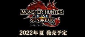 モンハンライズサンブレイク。超大型DLCとして2022年夏に発売決定!